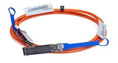 Active fiber QSFP